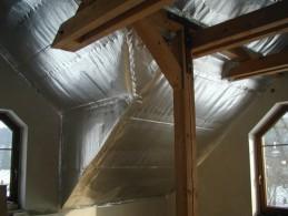 Tepelná izolace - Typ ABA