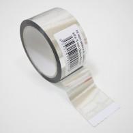 Lepící páska 5 cm x 50 m AL nástřik