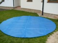 Plachta lehká na bazén Ø 4,6 m